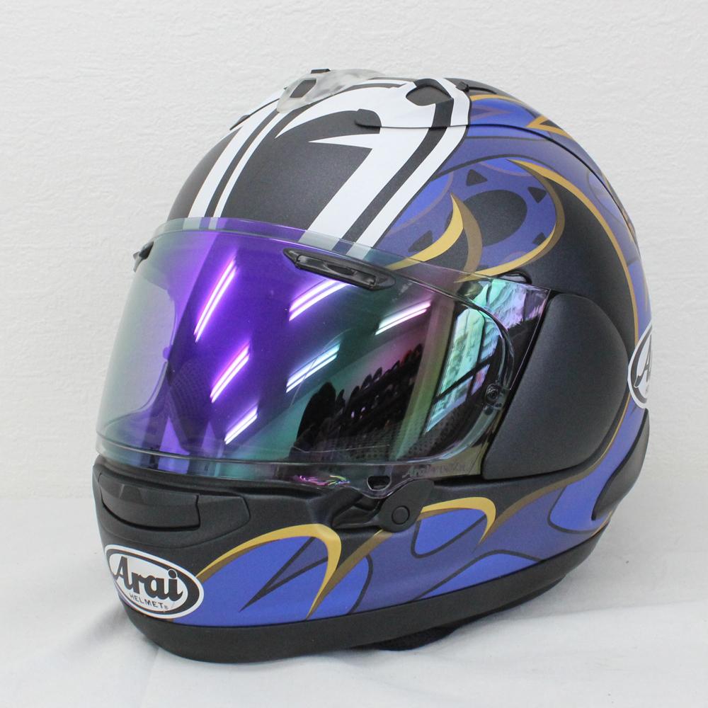 ヘルメット 買取 Arai アライ RX-7X NAKASUGA ナカスガ フルフェイスヘルメット
