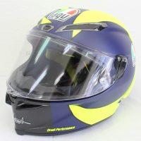ヘルメット 買取 AGV PISTA GP R ROSSI SOLELUNA 2018 ヴァレンティーノ ロッシ レプリカ フルフェイスヘルメット