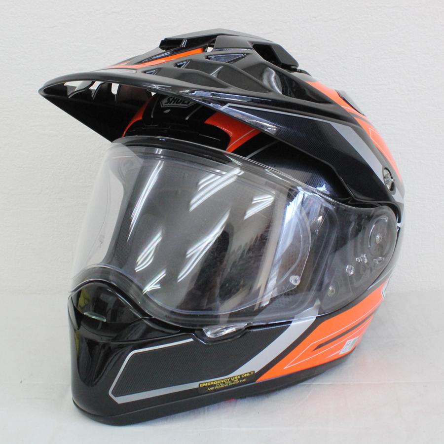 ヘルメット 買取 SHOEI ショウエイ HORNET ADV SEEKER オフロード フルフェイスヘルメット