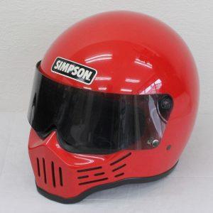 ヘルメット 買取 SIMPSON シンプソン M30 ビンテージ フルフェイスヘルメット