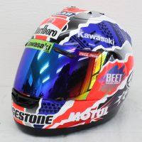 ヘルメット 買取 Arai アライ RX-7 RR5 ミック ドゥーハン レプリカ フルフェイスヘルメット