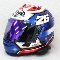 ヘルメット 買取 Arai アライ RX-7X PEDROSA SAMURAI ペドロサ サムライ フルフェイスヘルメット