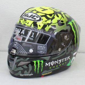 ヘルメット 買取 HJC RPHA11 クラッチロウ レプリカ フルフェイスヘルメット